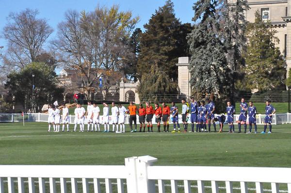 NEC Soccer - Monmouth vs FDU