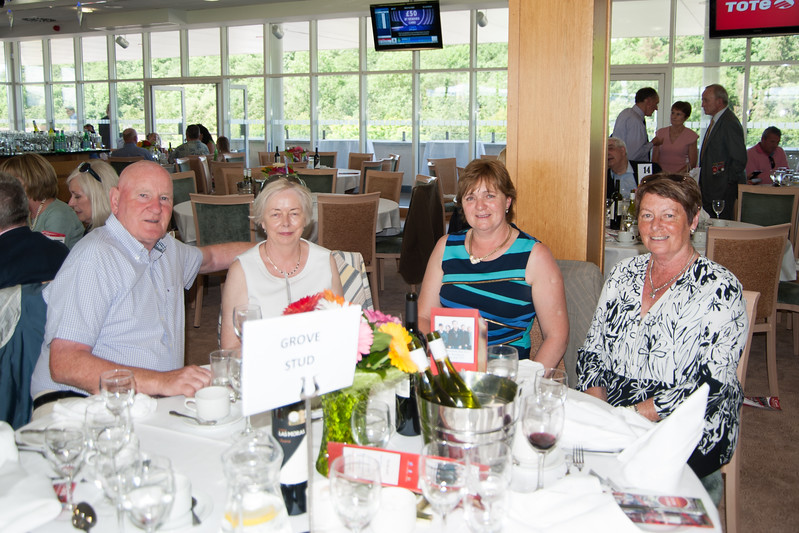 18th June 2017; Pictured are guests of Grove Stud enjoying the Fathers Day raceday at Cork Racecourse Mallow on Sunday 18th June 2017. Photo by Sean Jefferies Photography.