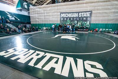 2-2-19 - Michigan State Vs Northern Illinois