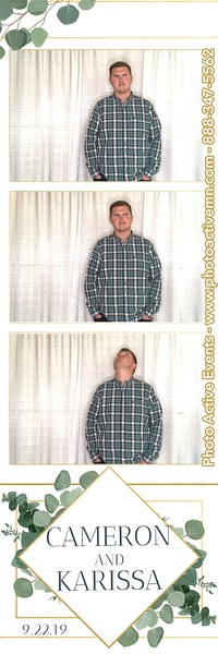 2019-09-22 Harriet Island Pavilion Wedding Photo Booth