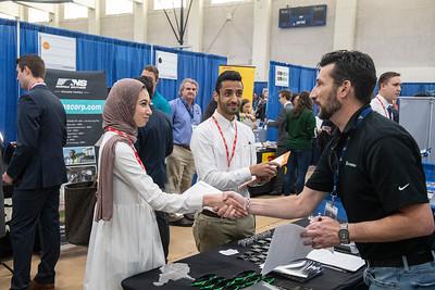 35965 Statler College Career Fair Event Shots Sept 2019