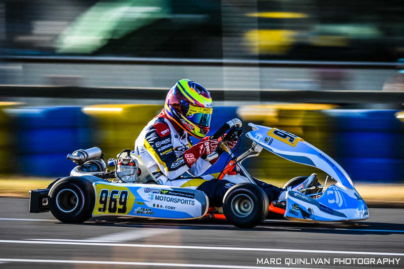 IAME Series France Ladies Cup 2020 - Friday Practice