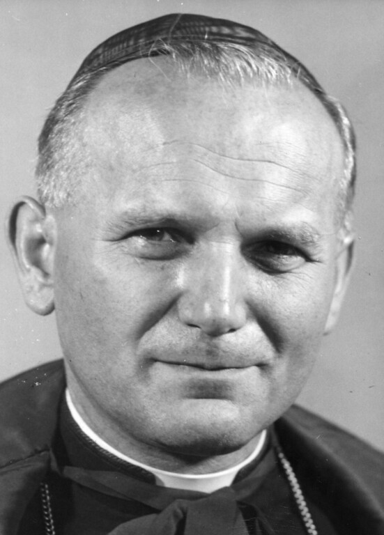 . Karol Cardinal Wojtyla from Poland has been elected Oct. 16, 1978 as the new Pontiff by the 111 conclavists. The new Pope has chosen the name of Pope John Paul II. Picture taken in 1971. (Ap Photo)