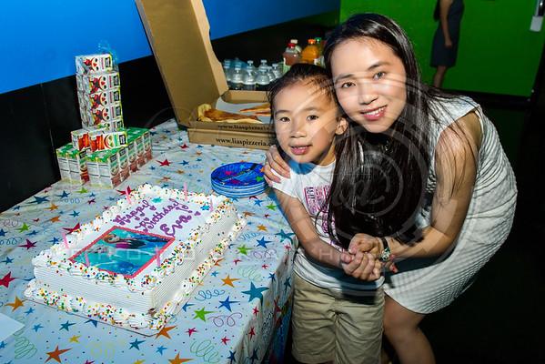 Eva's 6th Birthday - Photo book and Print Selections
