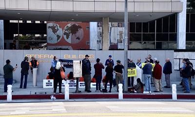 Guantanamo Protest - 16th Anniversary