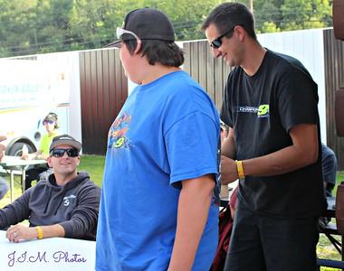 Lebanon Valley Speedway- Mr.Dirt Track USA & Mr. Crate Track USA - Jann McGaffin   9/1/16