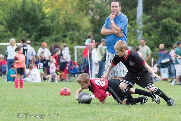 U8 Boys soccer