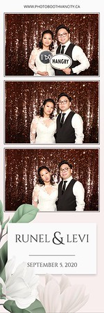 Runel & Levi's Wedding