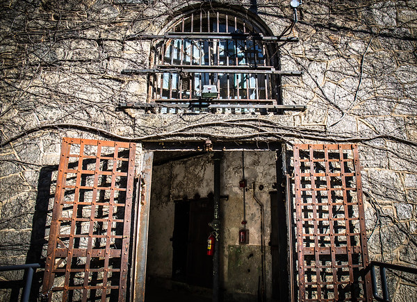 Eastern State Penitentiary Historical Site