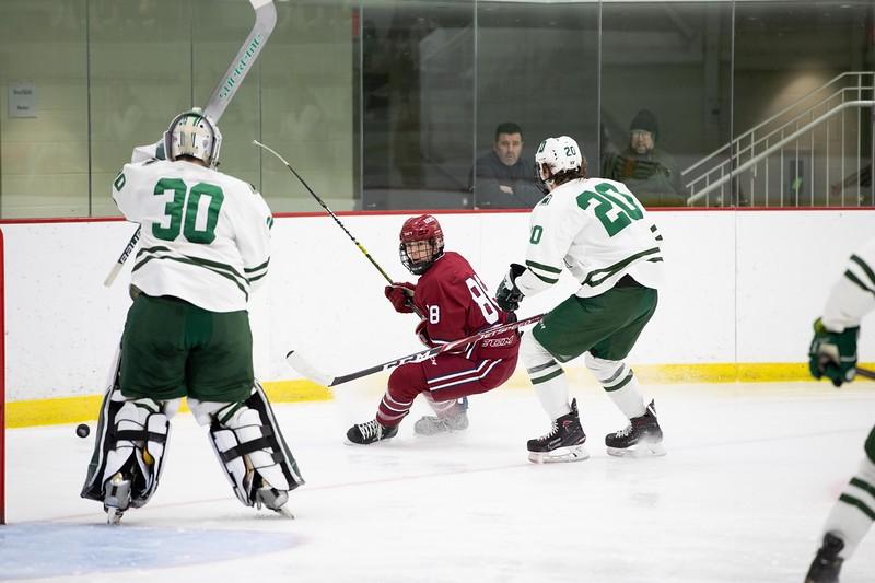 Boys' Varsity Hockey v Deerfield