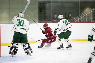 2/19/20: Boys' Varsity Hockey v Deerfield