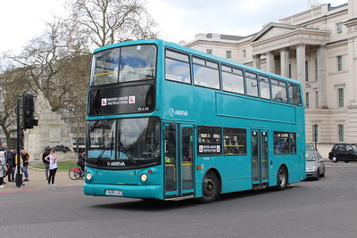 Arriva London Driver Training Vehicles