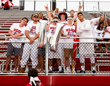 Student Section 2018
