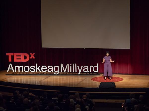2018 TEDx Amoskeag Millyard