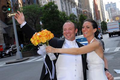 Cynthia & Damon in New York City
