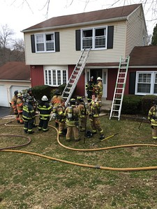 Parkview Rd - House Fire
