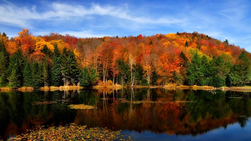 11- Adirondacks Fall Reflection