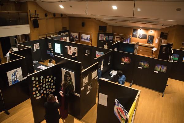 IBDP Art Exhibition