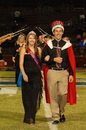 homecoming court ~ OCT 3rd