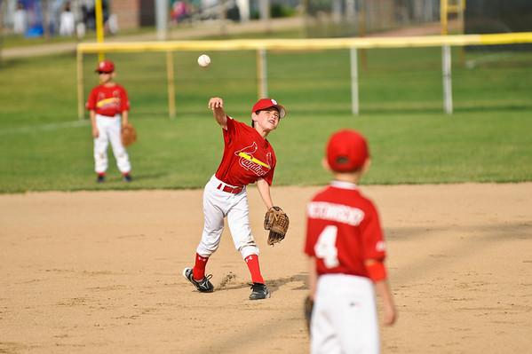 Cardinals June 2010 League Play