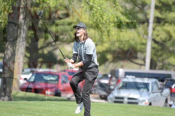 Little Hawkeye Conference Boys Golf 5-10-21