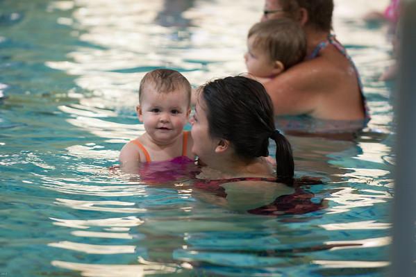 2013 09 17 Samantha Swimming