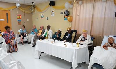 Hempstead Village Nassau Rehabilitation and Nursing Center First Centurions Celebration - August 9,2018