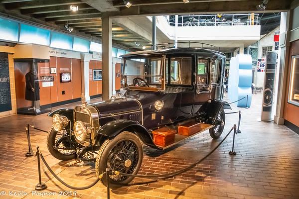 Beaulieu Abbey and National Motor Museum