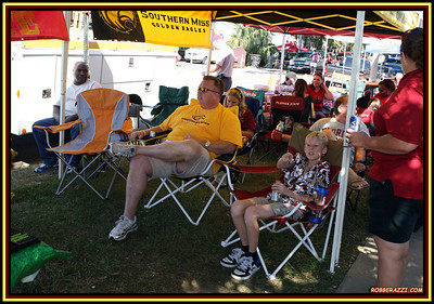 Tailgates and the Game