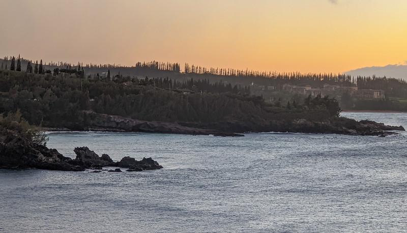 Kapalua Coast