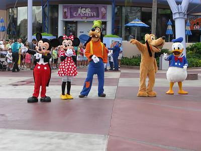 Disney World - June 2010 - Day 5
