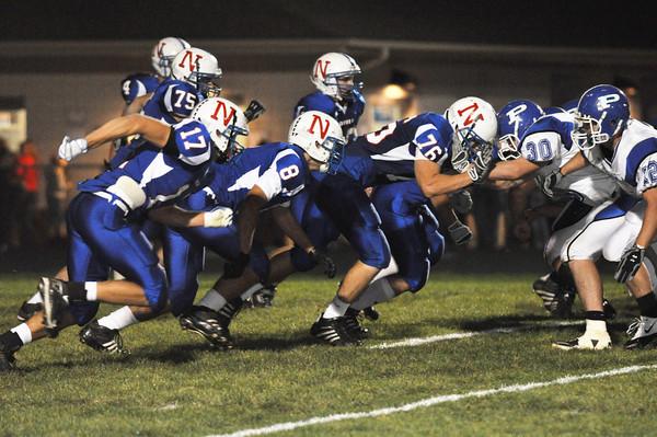Varsity Football vs Plattsmouth - 10/15/2010