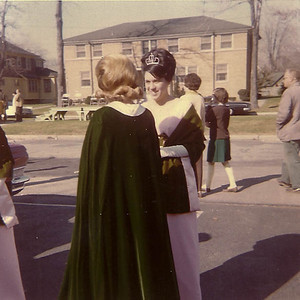 Life in the 1960s in Michigan for the Zanglins; Homecoming and Football.