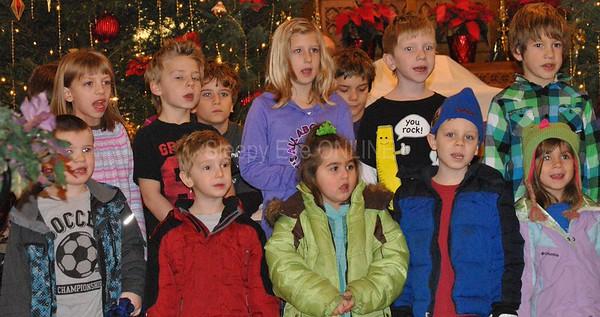 20111223 St. John's Christmas Program