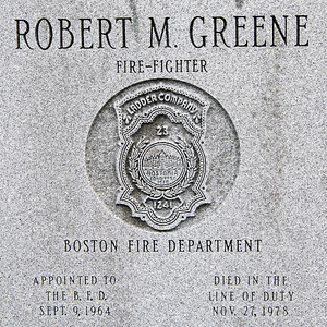 2018-11-17 FF Robert M Greene 40th Anniversary