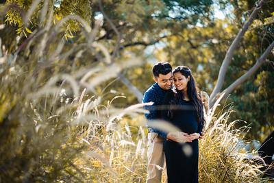 Gunjan Maternity Photo shoot