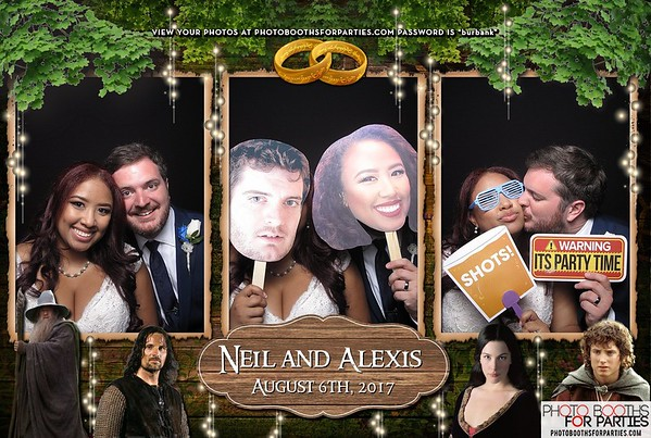 Neil and Alexis's Wedding
