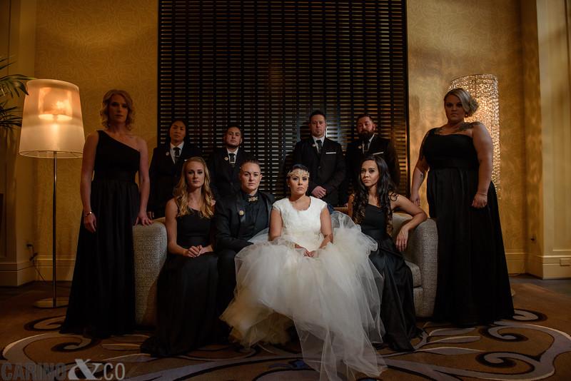 Wedding pary/Family