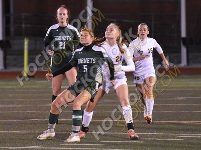 Mansfield - King Philip Girls Soccer 10-22-18