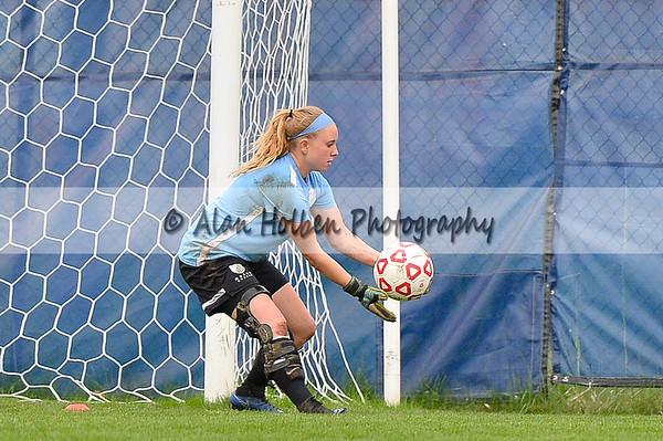 Ladies Varsity Soccer - Dewitt at Mason