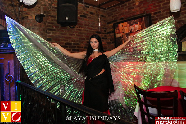 6-21-15 Layali Sundays | Vivo Lounge