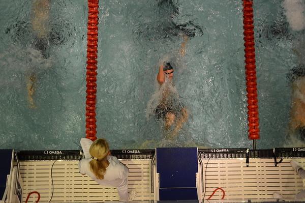 North Sea Swim Meet 2014
