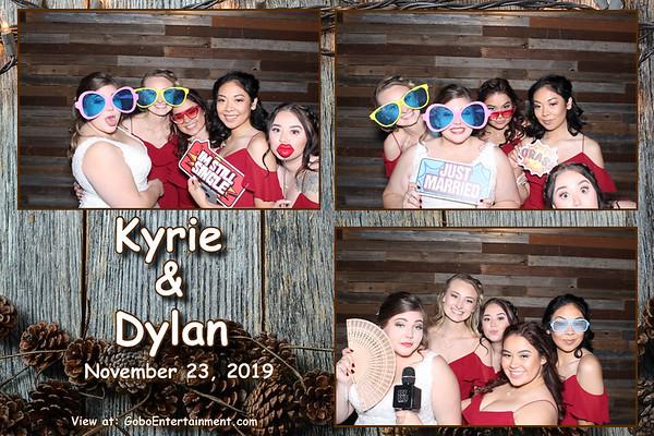 20191123 Kyrie & Dylan Wedding