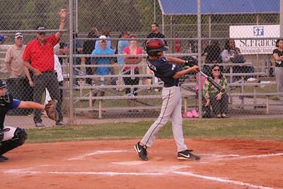 2013 LL 11-12 Yankees vs Rangers