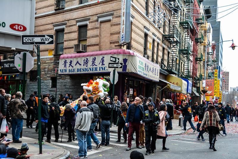 new york walking tour
