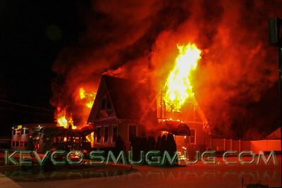 2-5-17 Manor House Working Fire 1443 Montauk Highway, Mastic