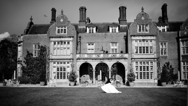 Tylney Hall Wedding Photographer