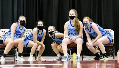 Mineral Point vs Bangor Girls Basketball 2-26-21