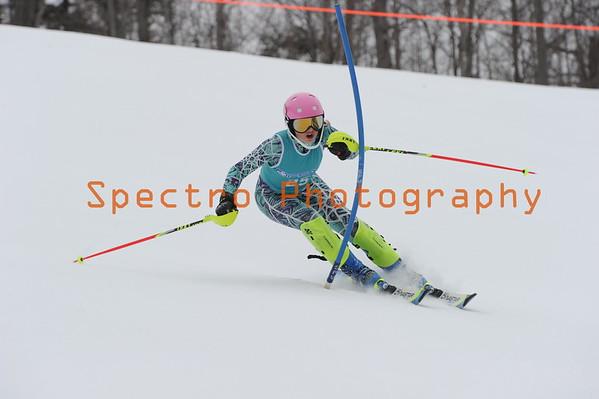 2016 Level II Girls Slalom