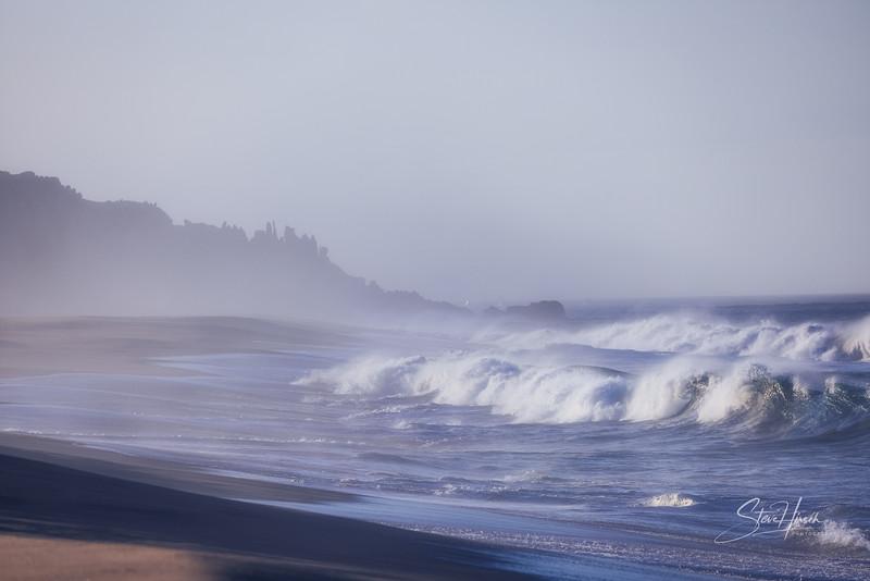 Troy beach waves 2